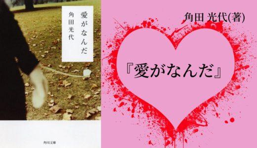 【No.15】~恋でも愛でもない感情の行き着く先は?~ 『愛がなんだ』 角田 光代(著)